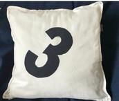 No. 3 Cushion