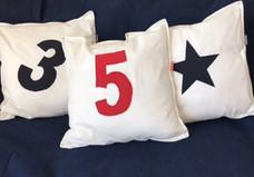 More Cushions