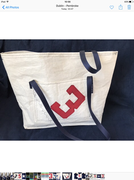 Other side of no. 3 Beach Bag