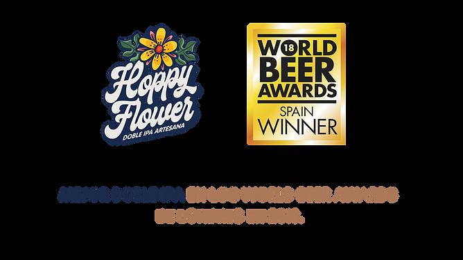Premios Hoppy Flower