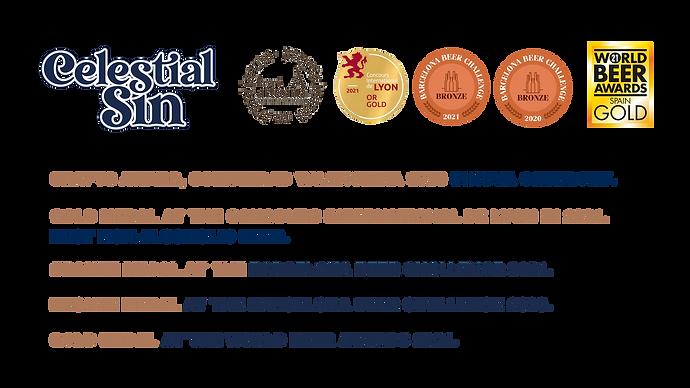 Celestial Sin Awards