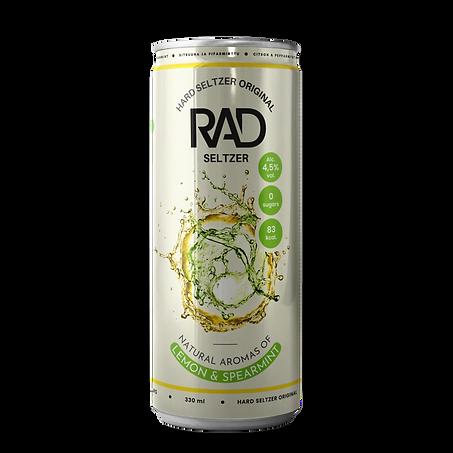 RAD Limón & Hierbabuena