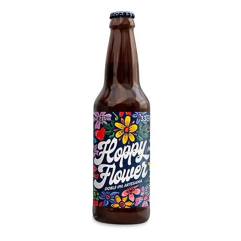 Hoppy Flower (Pack of 12)
