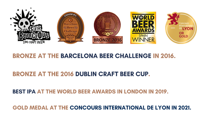 Awards Sir Beercious