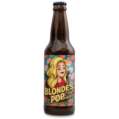Blonde's Pop (Pack de 12)