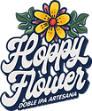 Logo Hoppy Flower