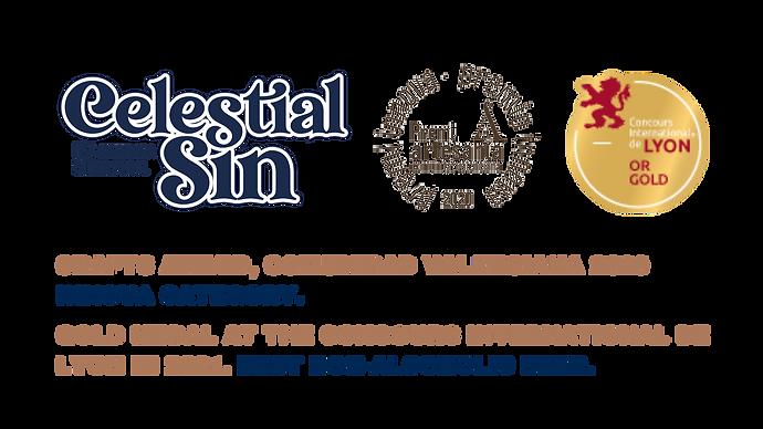 Awards celestial sin