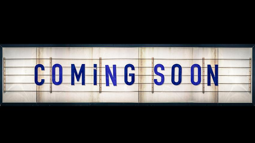Coming Soon Catas