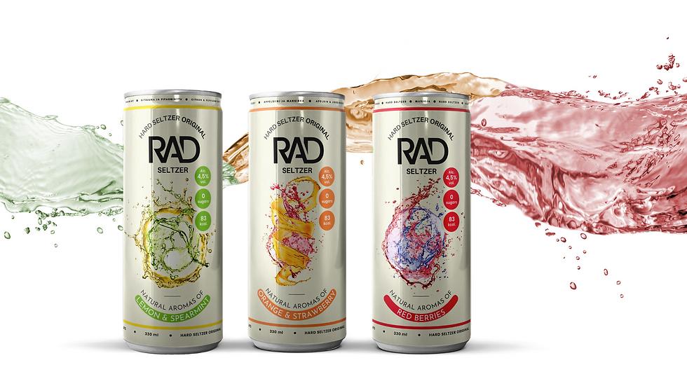 Hard Seltzer RAD