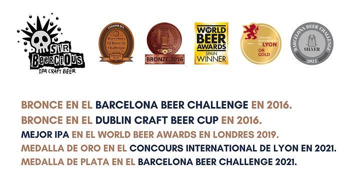 Premios Sr. Beercious