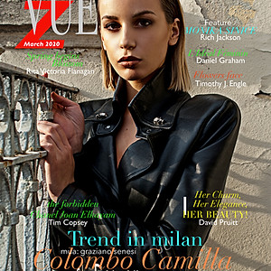 VueZ™ Magazine Cover