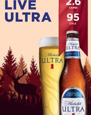 Michelob Ultra Custom Hunting Clearview