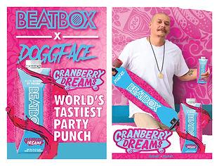 Beatbox Cranberry Dreams