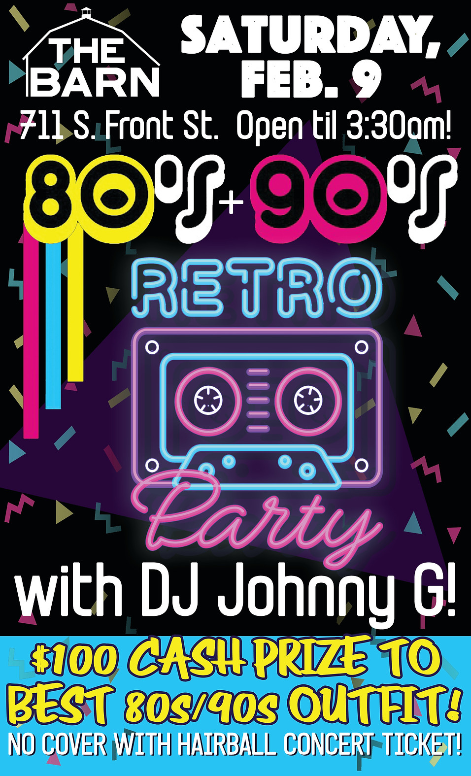 The Barn 80s 90s Night FLYER.jpg