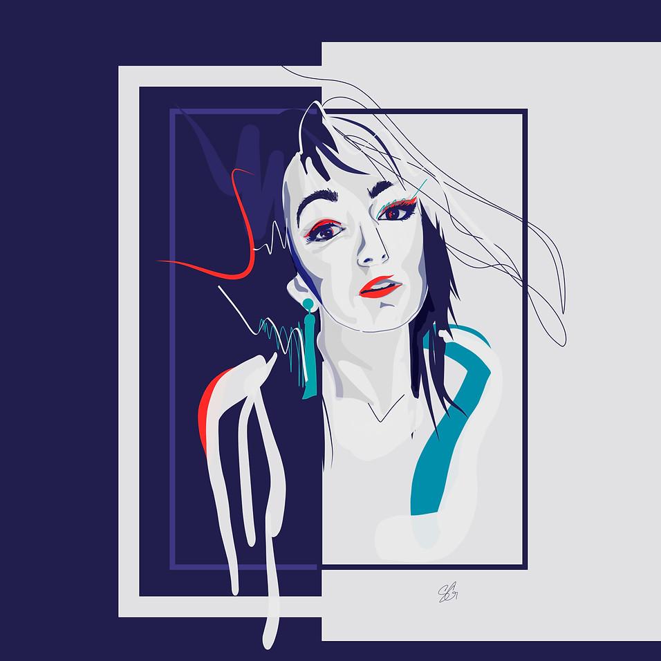 Adobe Sketch,Digital Illustration