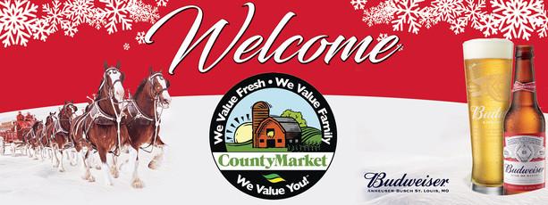 County Market Holiday Show 2019