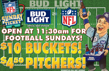 Instant Replay Sports Bar NFL Clearview