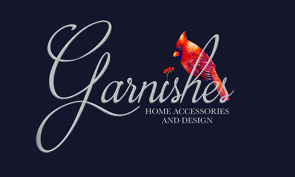 Logo for Garnishes LLC, Morehead City, NC