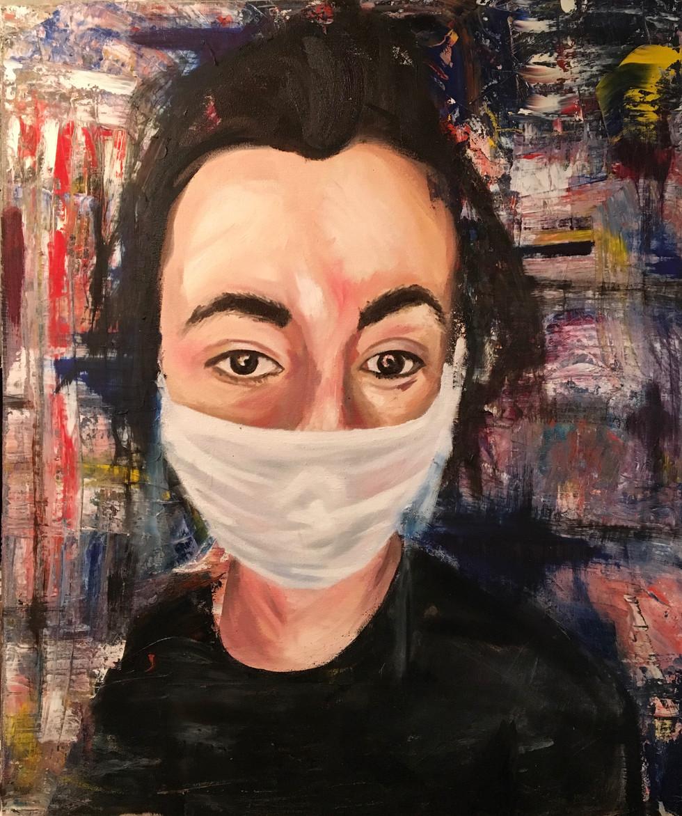 2020 oil on canvas