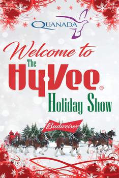Hyvee Holiday Show 2017