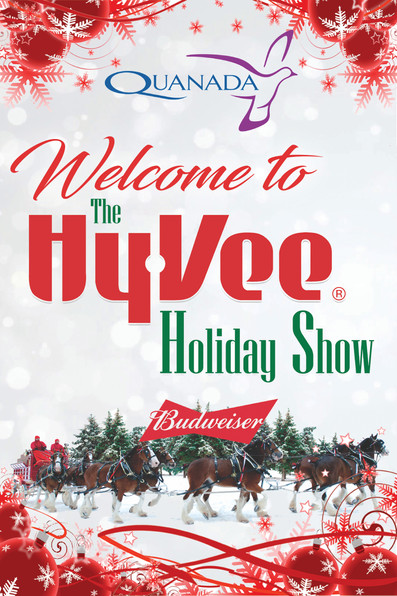Hyvee Holiday Show 2017