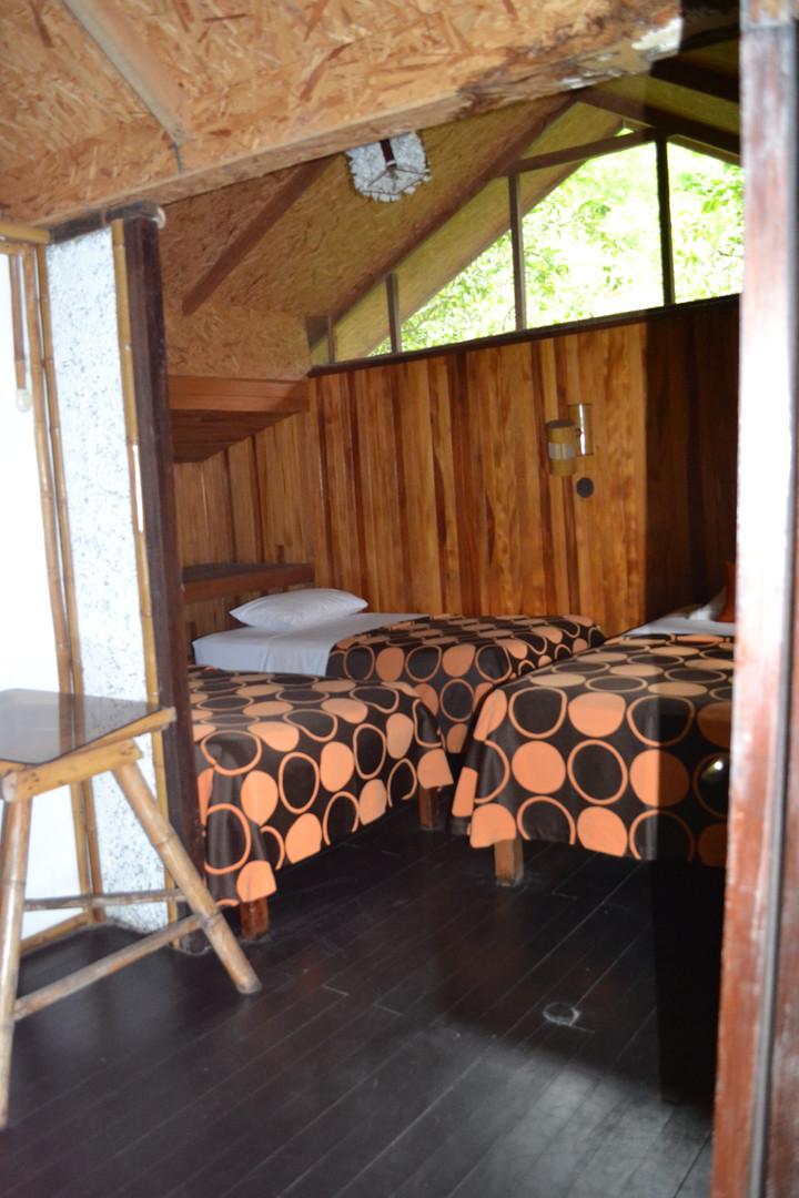 Habitacion cabaña