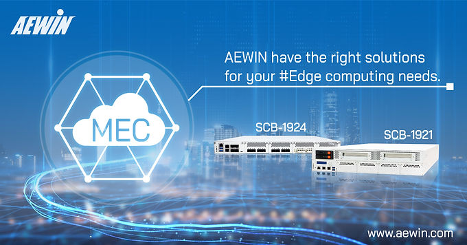 AEWIN have the right solutions for your Edge computing needs