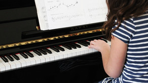 I Love a Piano: My Ode to National Piano Month