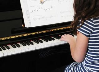 行為分析及音樂訓練 - 感知肌能篇