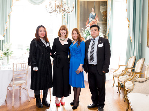 A business brunch that reached a Chinese market