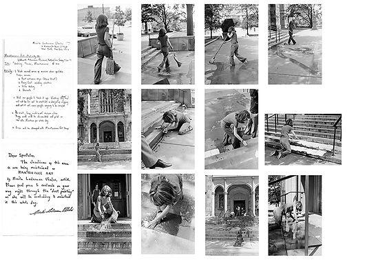 12. Laderman Ukeles, M., Maintenance Art
