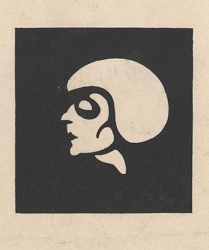08. Moritz Engert E., Emmy Hennings, 191