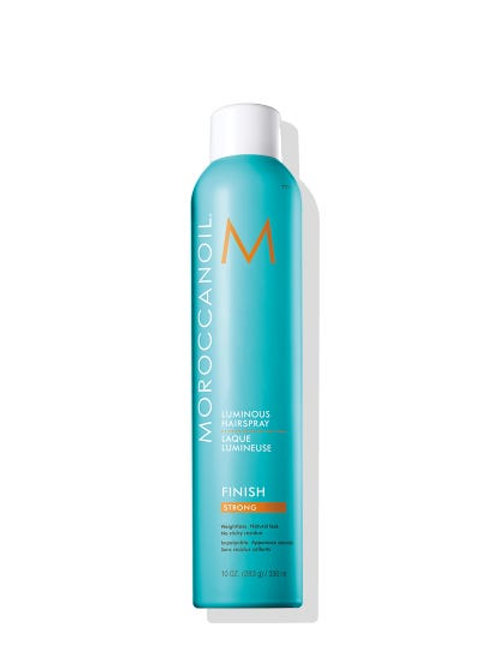 Moroccan Oil Luminous Hairspray - Strong