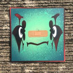 Street Art Tiles - Deejoohcee
