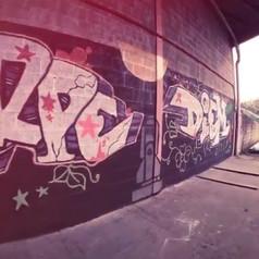 Graffiti Workshops CVO De  Verdieping