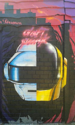 Daft Punk @Jeoffrey's