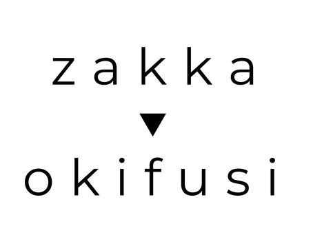 zakka→okifusi に改名しました。