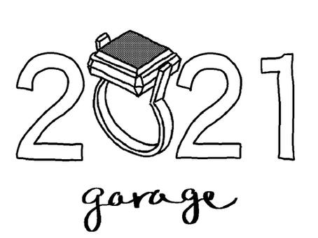2021GARAGE schedule