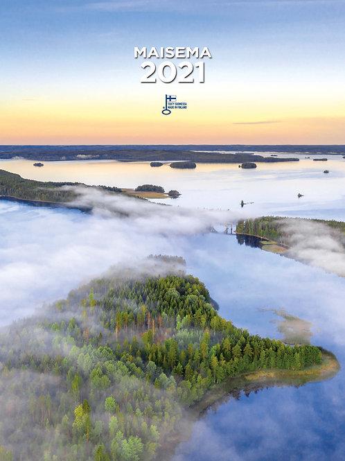 MAISEMA | Seinäkalenteri 2021