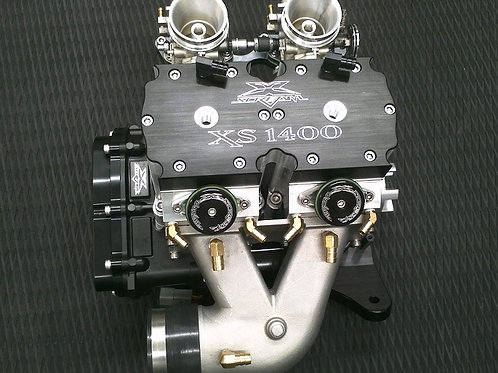 XS1400 Short Block (Please Contact for Pricing)