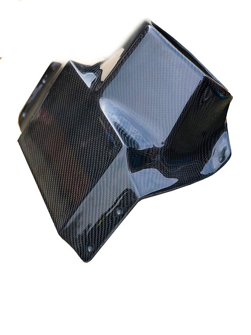 Visual Carbon RevolverR Ride Plate Housing