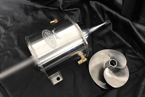 Bun Freestyle 162mm Pump
