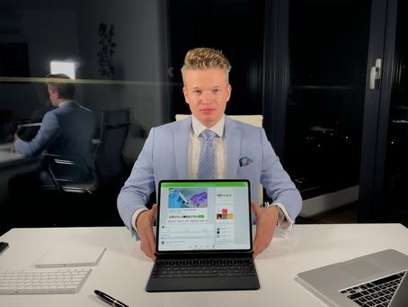 TRIBUNE BYTE: Meet Fabian Erbach, Chrometrix CEO, who is the Largest Operator of Facebook Groups