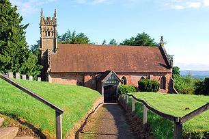 St Kenelm's Romsley