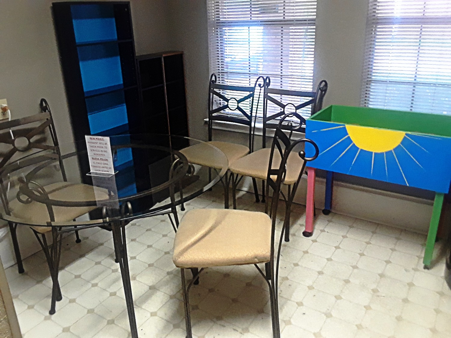 Individual Counseling Room