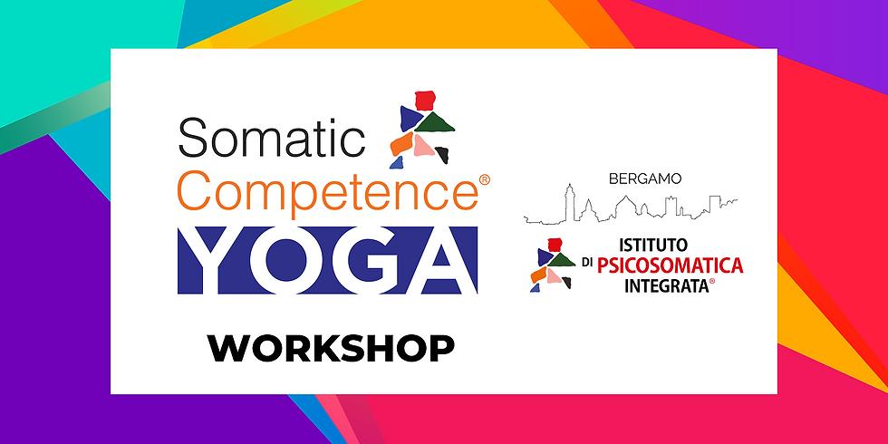 Somatic Competence Yoga Workshop | Bergamo
