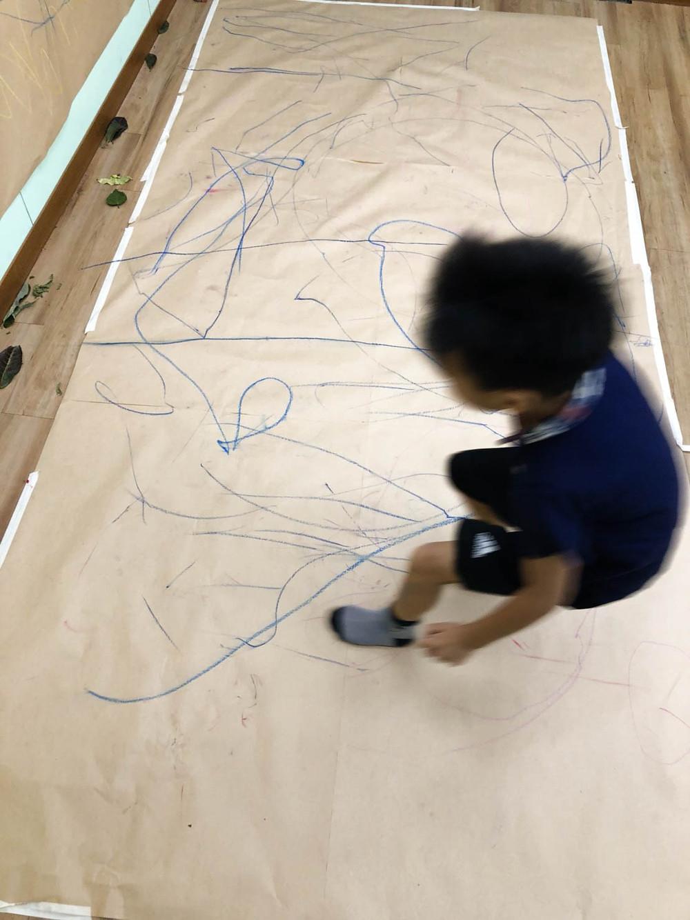 走探索去藝術實驗室課程紀錄相片