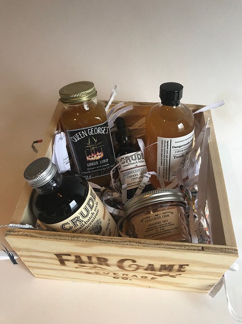 Little Cocktail Crate