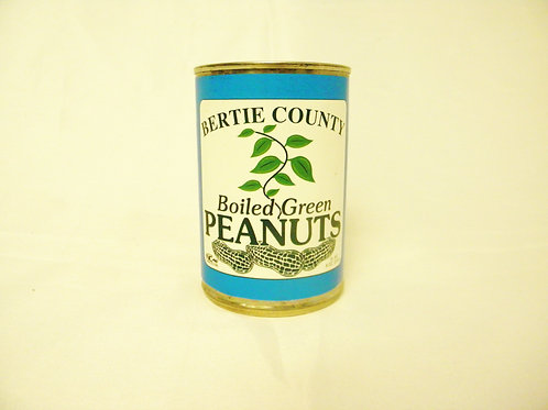 Bertie County Boiled Green Peanuts