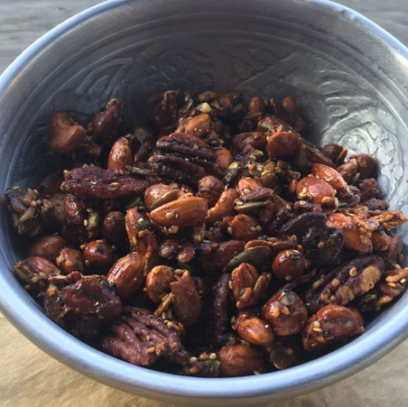SPICY-HONEY-ROASTED-NUTS